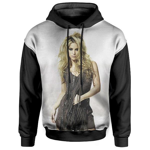 Moletom Com Capuz Unissex Shakira md02