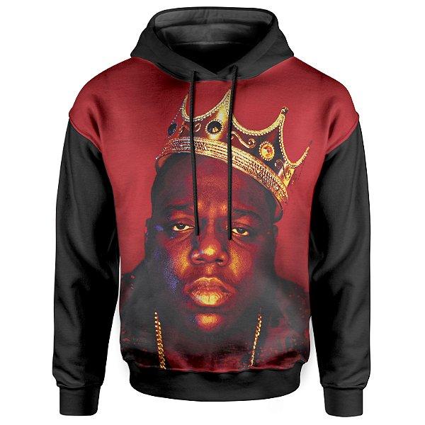 Moletom Com Capuz Unissex The Notorious B.I.G. md01
