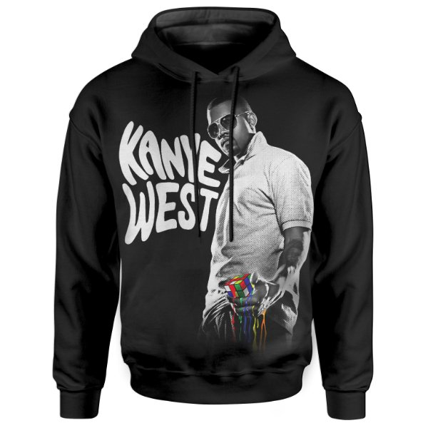 Moletom Com Capuz Unissex Kanye West md01