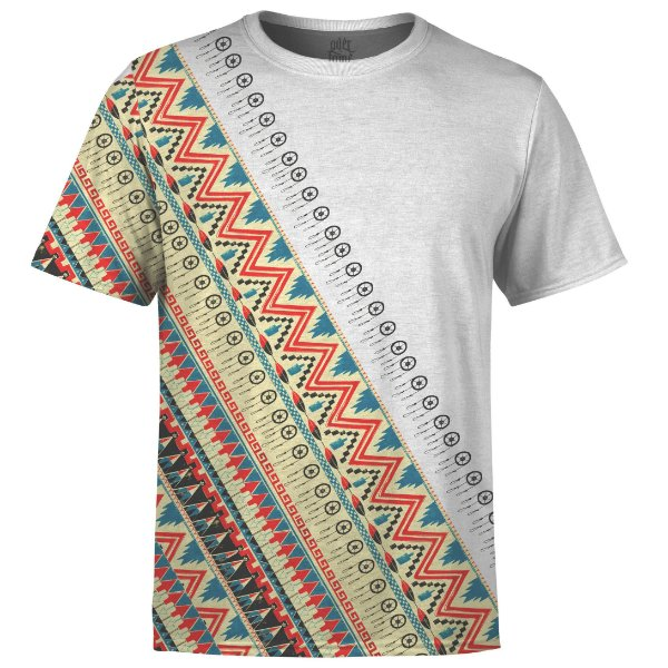Camiseta Masculina Étnica Tribal Africana Md06 - OUTLET