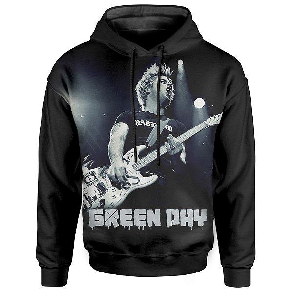 Moletom Com Capuz Unissex Green Day md02