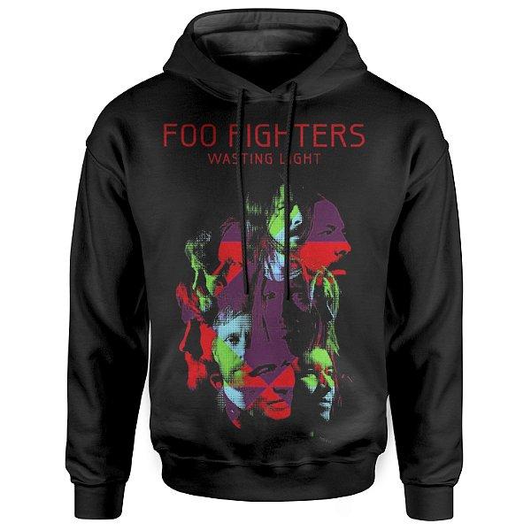 Moletom Com Capuz Unissex Foo Fighters md04
