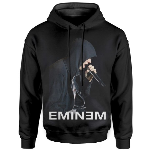 Moletom Com Capuz Unissex Eminem md02