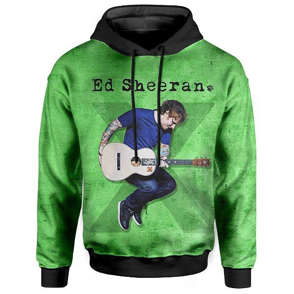 Moletom Com Capuz Unissex Ed Sheeran md02