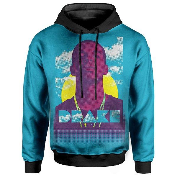 Moletom Com Capuz Unissex Drake md01