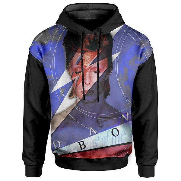 Moletom Com Capuz Unissex David Bowie md02