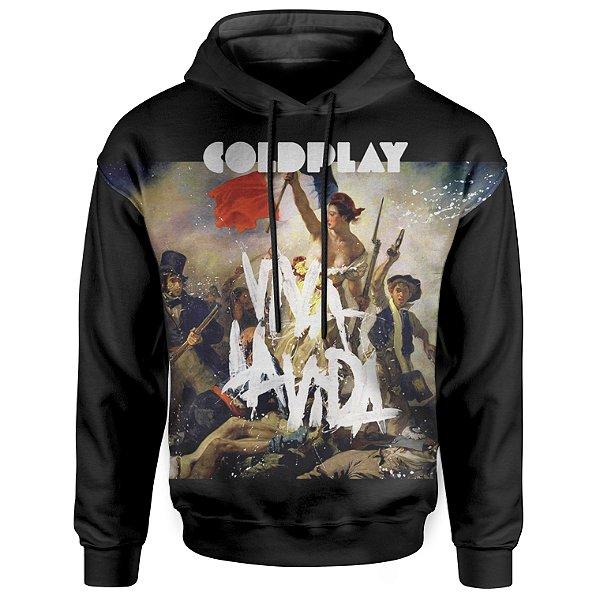 Moletom Com Capuz Unissex Coldplay md03