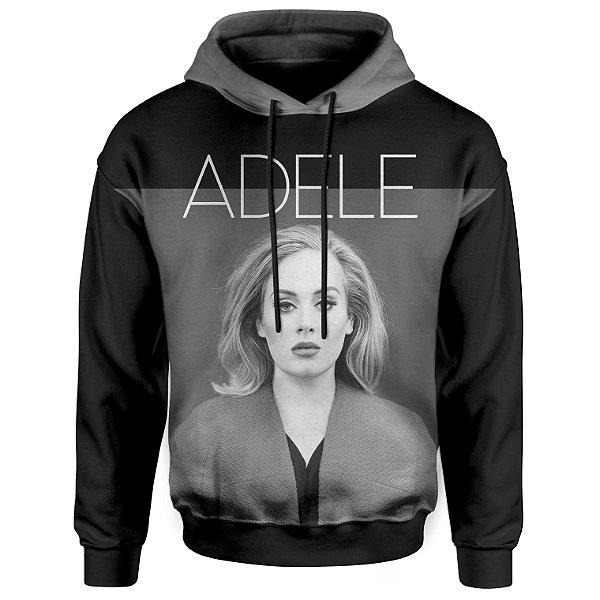 Moletom Com Capuz Unissex Adele md01