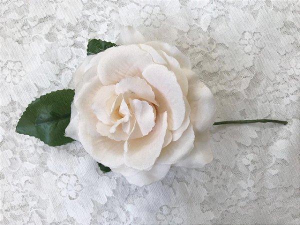 Rosa Pequena Creme
