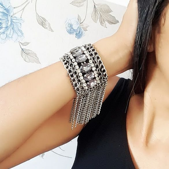 Bracelete de correntes