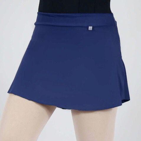 Saia Rafa - Azul Marinho