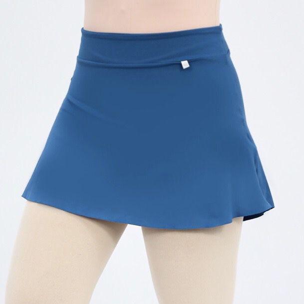 Saia Rafa - Azul Garnet
