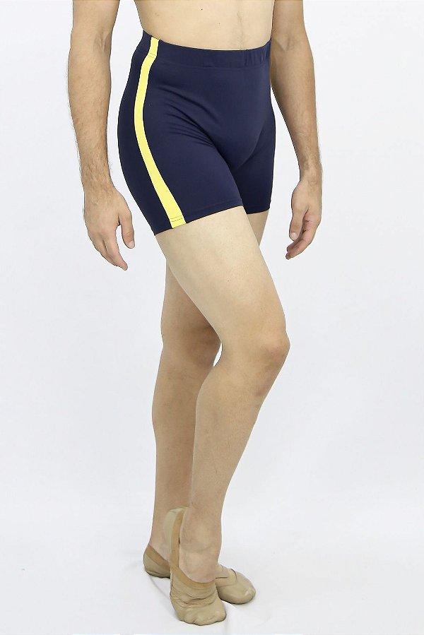 Shorts Pedro - Azul Marinho