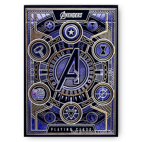 Baralho Avengers