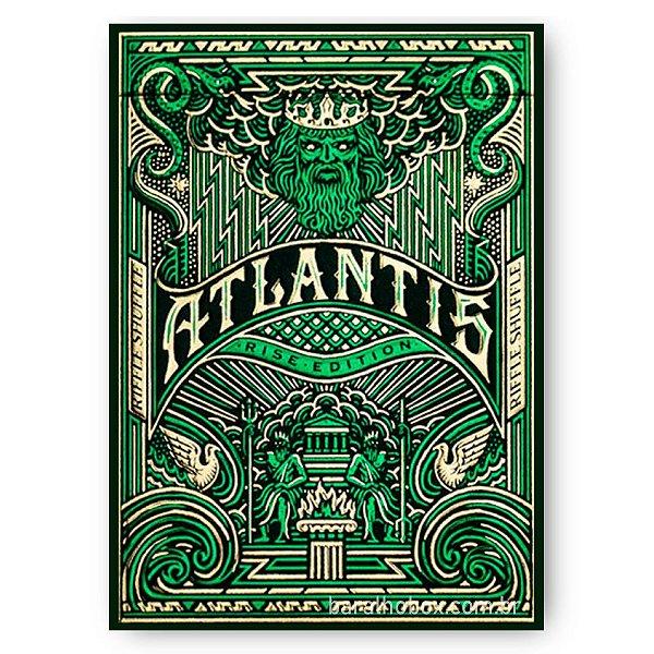 Baralho Atlantis Rise