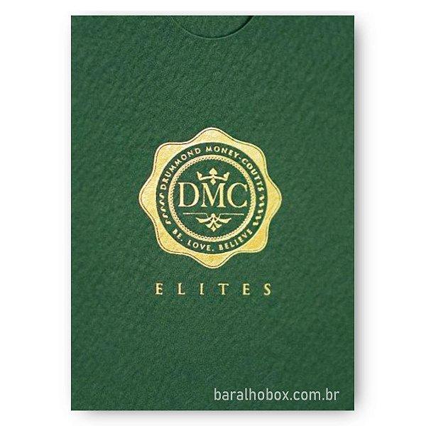 Baralho DMC Elites V4 Marked Green