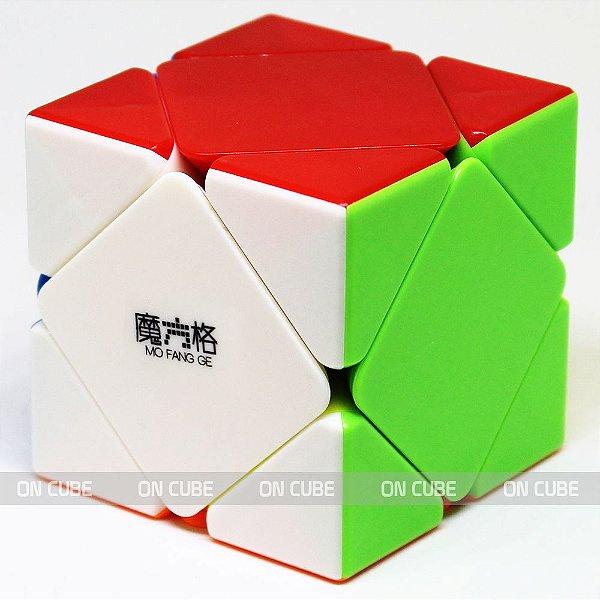 Skewb Qiyi-MFG Stickerless