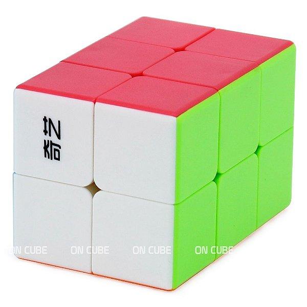 Cubo Mágico 2x2x3 Qiyi Stickerless