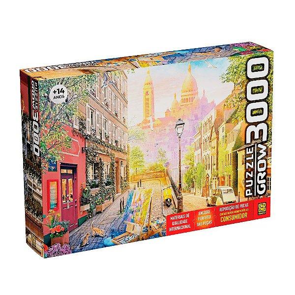 Quebra-Cabeça Montmartre 3000 Peças