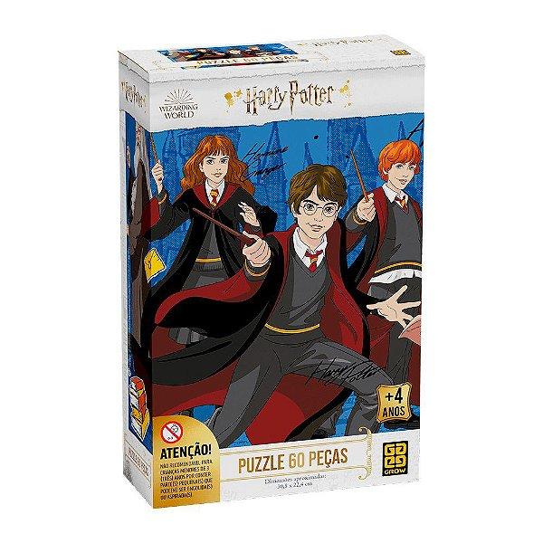 Quebra-Cabeça Harry Potter 60 Peças