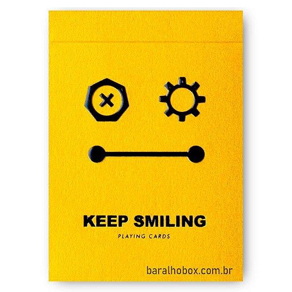 Baralho Keep Smiling Pearl Gold V2