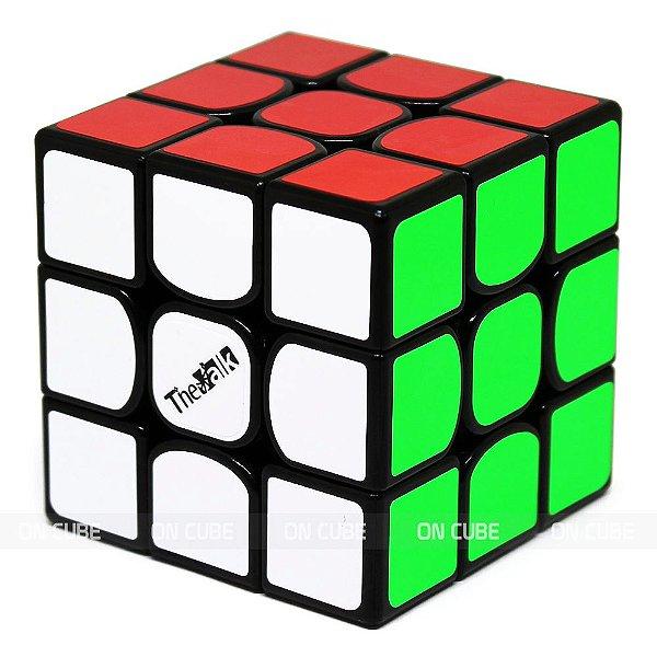 3x3x3 The Valk 3 Preto