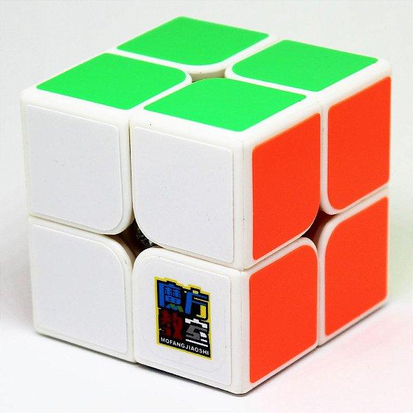 2x2x2 Moyu MF2S Branco