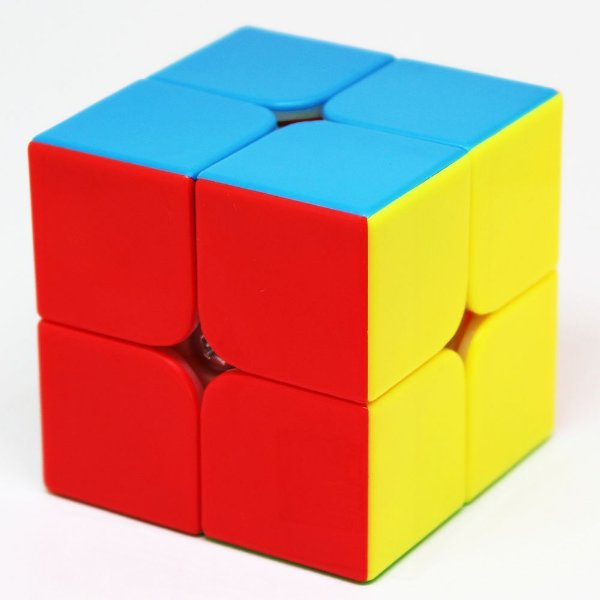 2x2x2 Moyu MF2S Stickerless