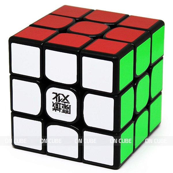 3x3x3 Moyu Weilong GTS-2 Preto
