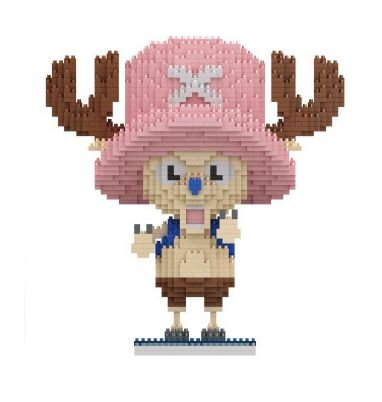 Micro Blocks - Tony Tony Chopper - 2100 pçs