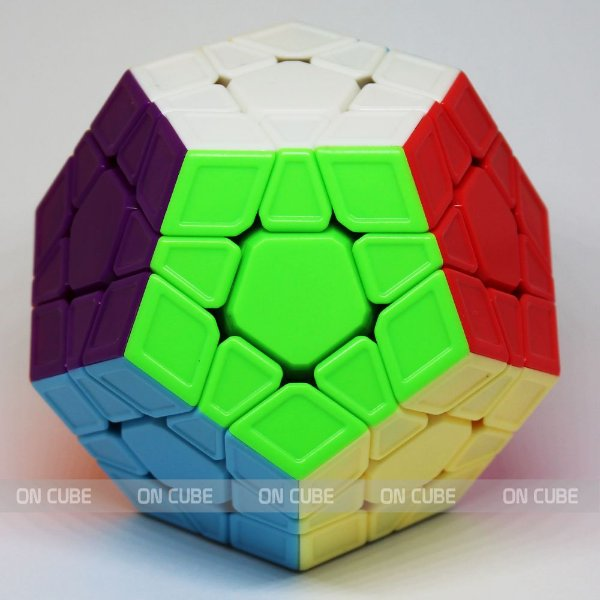 Megaminx Fanxin Stickerless