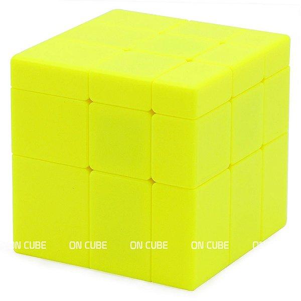 Cubo Mágico Mirror Blocks Qiyi Amarelo