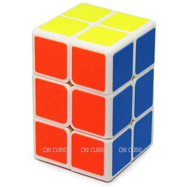 Cubo Mágico 2x2x3 MoFangGe Branco