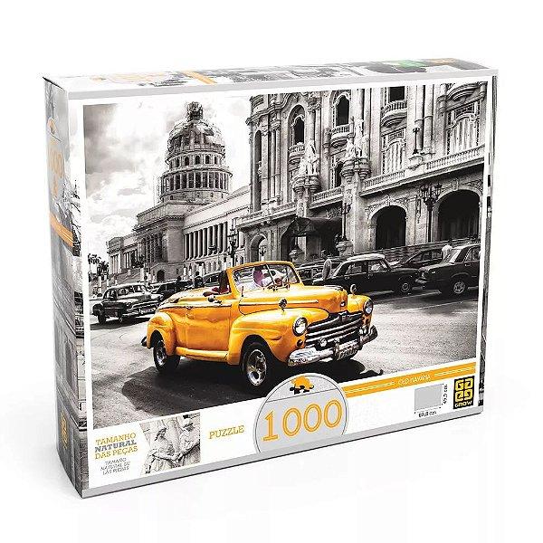 Quebra-Cabeça Old Havana 1000 Peças