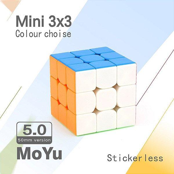 3x3x3 Moyu Mini - 5 CM
