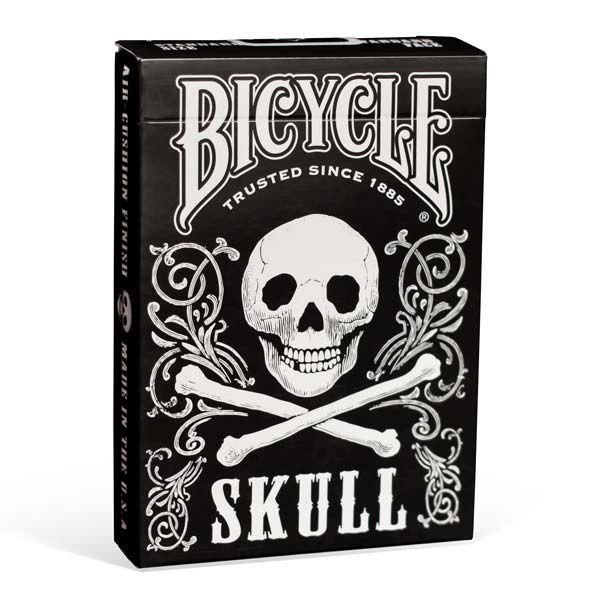 Baralho Bicycle Skull Deck