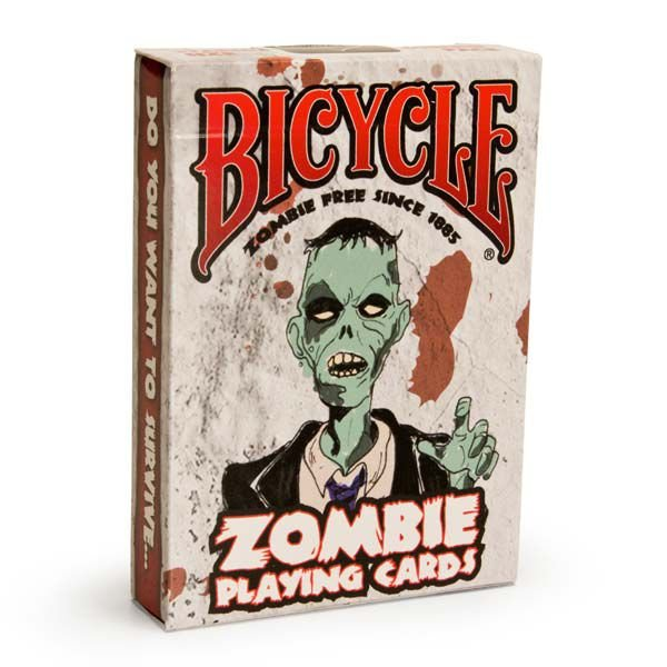 Baralho Bicycle Zombie