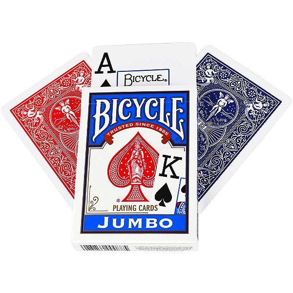 Baralho Bicycle Jumbo