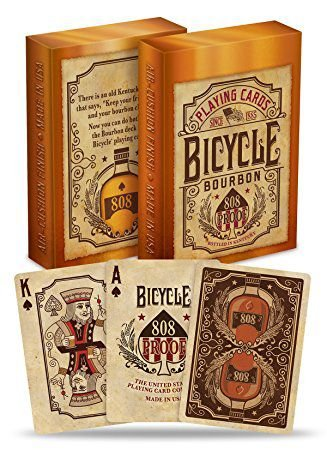 Baralho Bicycle Bourbon