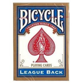 Baralho Bicycle League Back