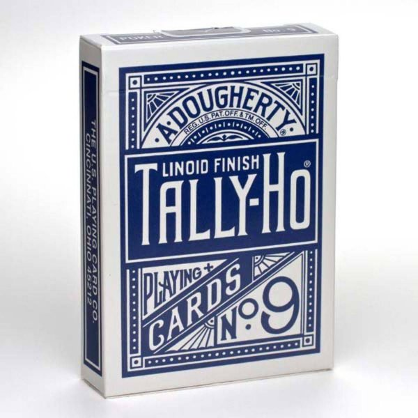 Baralho Tally-Ho Half Fan