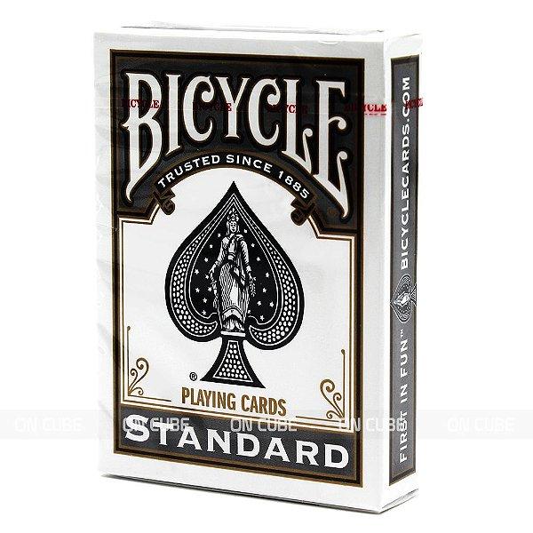 Baralho Bicycle Standard Preto