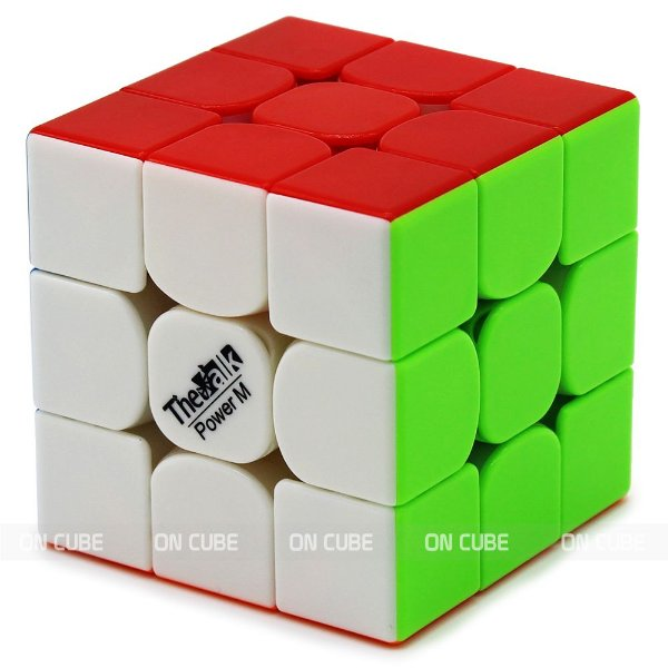 3x3x3 The Valk 3 Power M Stickerless