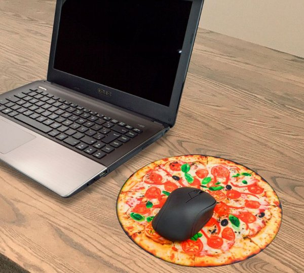 MousePad / Imã Decorativo Pizza