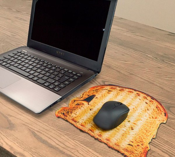 MousePad / Imã Decorativo Toast