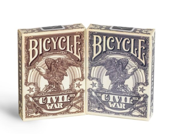 Baralho Bicycle Civil War