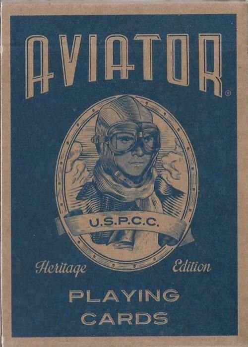 Baralho Aviator Heritage Edition