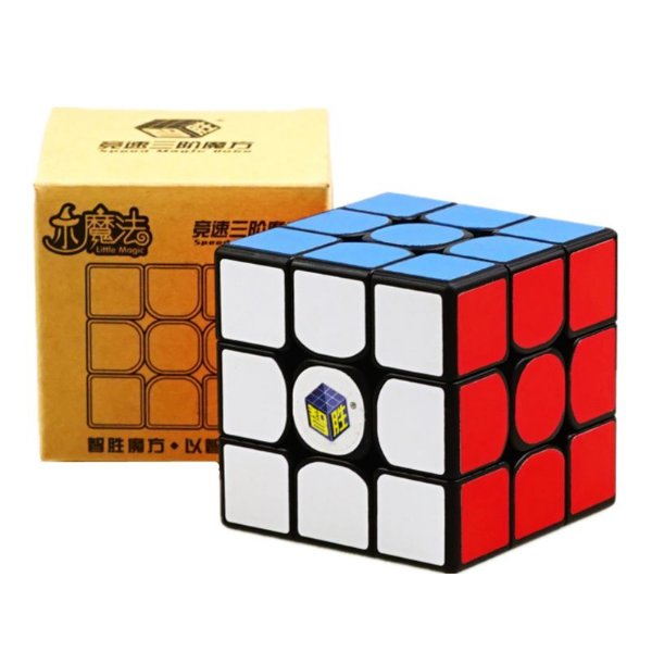 3x3x3 Yuxin Little Magic Preto