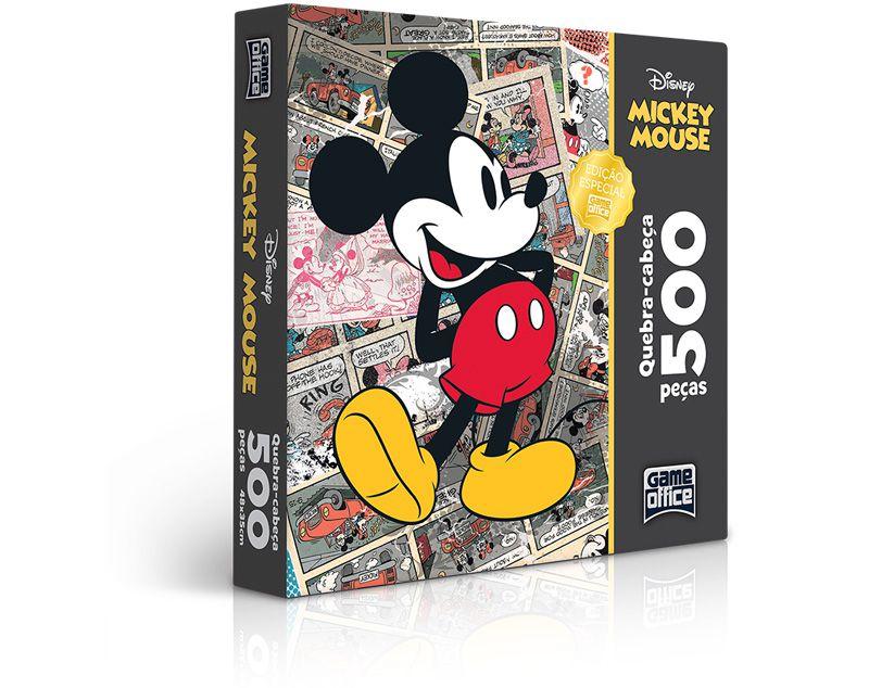 Quebra-Cabeça Mickey Mouse 500 Peças