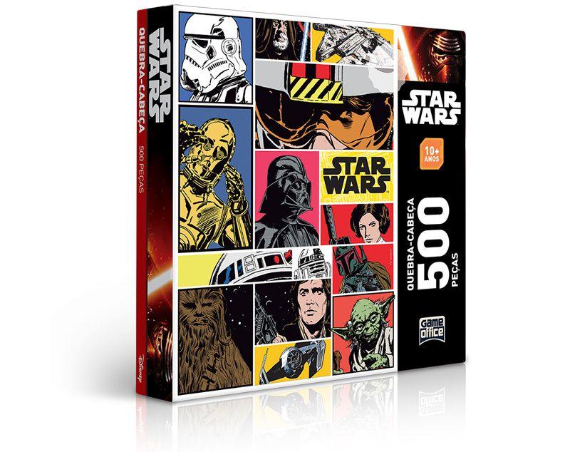 Quebra-Cabeça Star Wars 500 Peças
